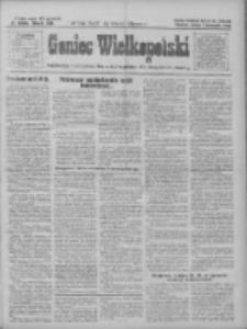 Goniec Wielkopolski: najtańsze pismo codzienne dla wszystkich stanów 1928.11.03 R.51 Nr254