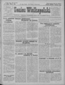 Goniec Wielkopolski: najtańsze pismo codzienne dla wszystkich stanów 1928.11.04 R.51 Nr255