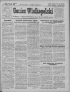Goniec Wielkopolski: najtańsze pismo codzienne dla wszystkich stanów 1928.11.08 R.51 Nr258