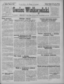 Goniec Wielkopolski: najtańsze pismo codzienne dla wszystkich stanów 1928.11.10 R.51 Nr260