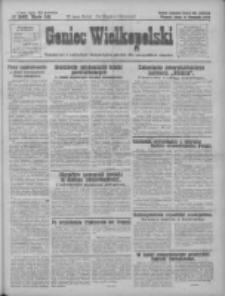 Goniec Wielkopolski: najtańsze pismo codzienne dla wszystkich stanów 1928.11.14 R.51 Nr263