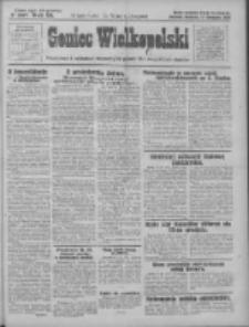 Goniec Wielkopolski: najtańsze pismo codzienne dla wszystkich stanów 1928.11.18 R.51 Nr267
