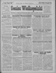 Goniec Wielkopolski: najtańsze pismo codzienne dla wszystkich stanów 1928.11.20 R.51 Nr268