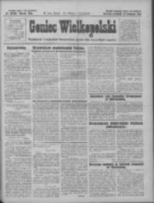 Goniec Wielkopolski: najtańsze pismo codzienne dla wszystkich stanów 1928.11.22 R.51 Nr270