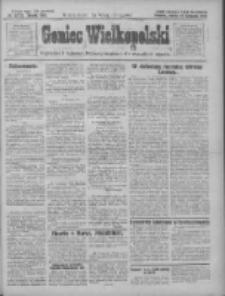 Goniec Wielkopolski: najtańsze pismo codzienne dla wszystkich stanów 1928.11.24 R.51 Nr272