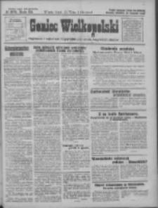 Goniec Wielkopolski: najtańsze pismo codzienne dla wszystkich stanów 1928.11.25 R.51 Nr273