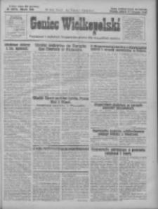 Goniec Wielkopolski: najtańsze pismo codzienne dla wszystkich stanów 1928.11.27 R.51 Nr274