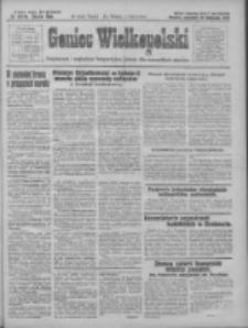 Goniec Wielkopolski: najtańsze pismo codzienne dla wszystkich stanów 1928.11.29 R.51 Nr276