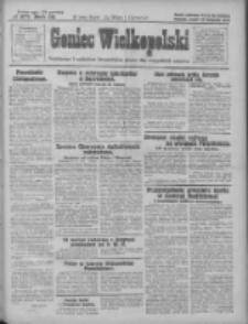 Goniec Wielkopolski: najtańsze pismo codzienne dla wszystkich stanów 1928.11.30 R.51 Nr277