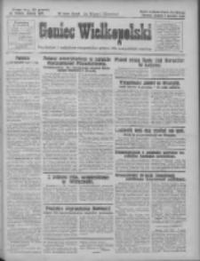 Goniec Wielkopolski: najtańsze pismo codzienne dla wszystkich stanów 1928.12.04 R.51 Nr280