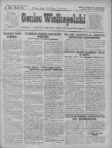 Goniec Wielkopolski: najtańsze pismo codzienne dla wszystkich stanów 1928.12.05 R.51 Nr281