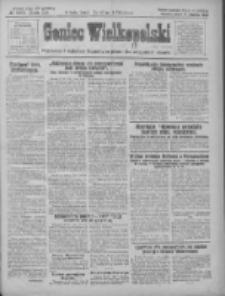 Goniec Wielkopolski: najtańsze pismo codzienne dla wszystkich stanów 1928.12.19 R.51 Nr292