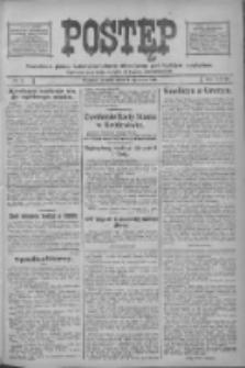 Postęp: narodowe pismo katolicko-ludowe niezależne pod każdym względem 1917.01.09 R.28 Nr5