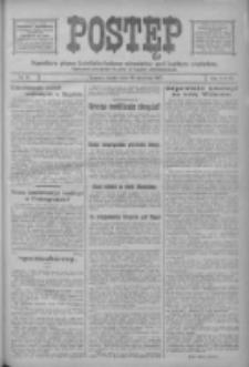 Postęp: narodowe pismo katolicko-ludowe niezależne pod każdym względem 1917.01.10 R.28 Nr6