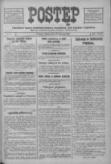 Postęp: narodowe pismo katolicko-ludowe niezależne pod każdym względem 1917.01.13 R.28 Nr9