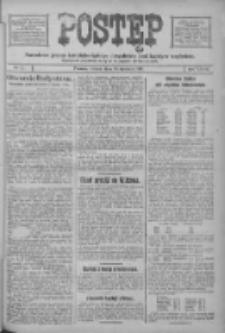 Postęp: narodowe pismo katolicko-ludowe niezależne pod każdym względem 1917.01.16 R.28 Nr11