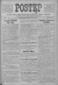 Postęp: narodowe pismo katolicko-ludowe niezależne pod każdym względem 1917.01.18 R.28 Nr13