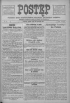 Postęp: narodowe pismo katolicko-ludowe niezależne pod każdym względem 1917.01.19 R.28 Nr14