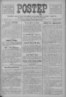 Postęp: narodowe pismo katolicko-ludowe niezależne pod każdym względem 1917.01.25 R.28 Nr19
