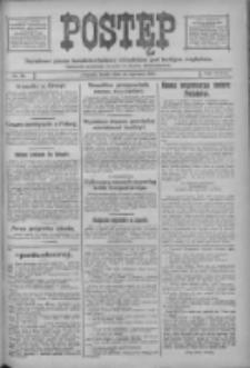 Postęp: narodowe pismo katolicko-ludowe niezależne pod każdym względem 1917.01.31 R.28 Nr24