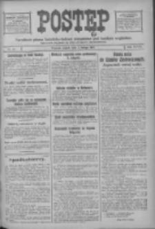 Postęp: narodowe pismo katolicko-ludowe niezależne pod każdym względem 1917.02.02 R.28 Nr26