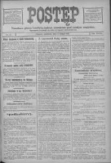 Postęp: narodowe pismo katolicko-ludowe niezależne pod każdym względem 1917.02.04 R.28 Nr27