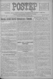 Postęp: narodowe pismo katolicko-ludowe niezależne pod każdym względem 1917.02.06 R.28 Nr28