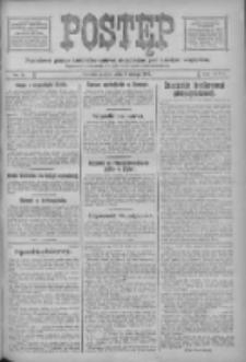Postęp: narodowe pismo katolicko-ludowe niezależne pod każdym względem 1917.02.09 R.28 Nr31