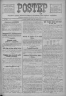 Postęp: narodowe pismo katolicko-ludowe niezależne pod każdym względem 1917.02.10 R.28 Nr32