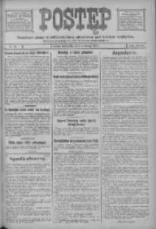 Postęp: narodowe pismo katolicko-ludowe niezależne pod każdym względem 1917.02.11 R.28 Nr33