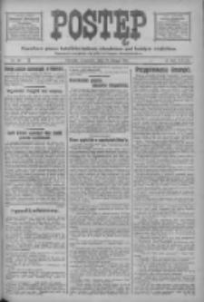 Postęp: narodowe pismo katolicko-ludowe niezależne pod każdym względem 1917.02.15 R.28 Nr36