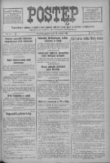 Postęp: narodowe pismo katolicko-ludowe niezależne pod każdym względem 1917.02.16 R.28 Nr37
