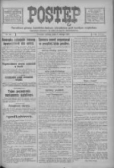 Postęp: narodowe pismo katolicko-ludowe niezależne pod każdym względem 1917.02.17 R.28 Nr38