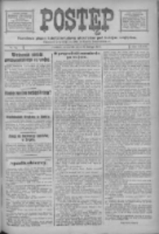 Postęp: narodowe pismo katolicko-ludowe niezależne pod każdym względem 1917.02.22 R.28 Nr42