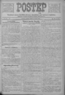 Postęp: narodowe pismo katolicko-ludowe niezależne pod każdym względem 1917.03.06 R.28 Nr52