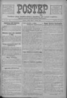 Postęp: narodowe pismo katolicko-ludowe niezależne pod każdym względem 1917.03.07 R.28 Nr53