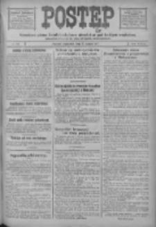 Postęp: narodowe pismo katolicko-ludowe niezależne pod każdym względem 1917.03.08 R.28 Nr54