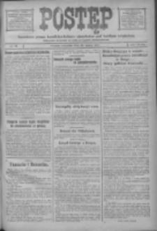 Postęp: narodowe pismo katolicko-ludowe niezależne pod każdym względem 1917.03.22 R.28 Nr66