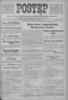 Postęp: narodowe pismo katolicko-ludowe niezależne pod każdym względem 1917.04.05 R.28 Nr78