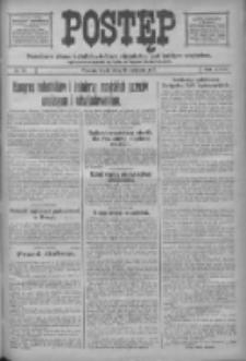 Postęp: narodowe pismo katolicko-ludowe niezależne pod każdym względem 1917.04.18 R.28 Nr87