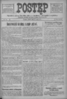 Postęp: narodowe pismo katolicko-ludowe niezależne pod każdym względem 1917.05.02 R.28 Nr99