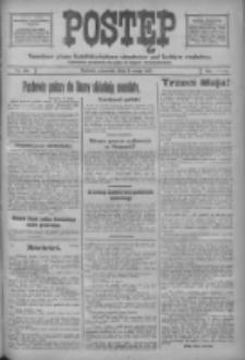 Postęp: narodowe pismo katolicko-ludowe niezależne pod każdym względem 1917.05.03 R.28 Nr100
