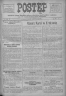 Postęp: narodowe pismo katolicko-ludowe niezależne pod każdym względem 1917.05.10 R.28 Nr105