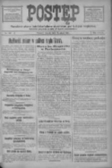 Postęp: narodowe pismo katolicko-ludowe niezależne pod każdym względem 1917.05.15 R.28 Nr109