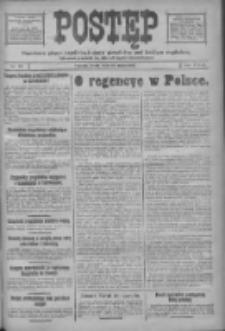 Postęp: narodowe pismo katolicko-ludowe niezależne pod każdym względem 1917.05.16 R.28 Nr110
