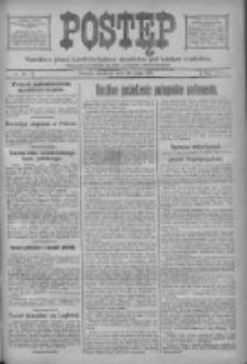 Postęp: narodowe pismo katolicko-ludowe niezależne pod każdym względem 1917.05.20 R.28 Nr113