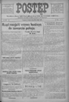 Postęp: narodowe pismo katolicko-ludowe niezależne pod każdym względem 1917.05.22 R.28 Nr114