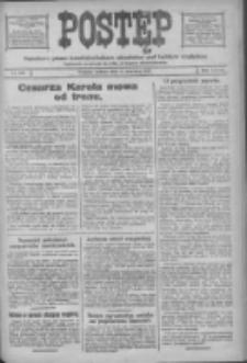 Postęp: narodowe pismo katolicko-ludowe niezależne pod każdym względem 1917.06.02 R.28 Nr123
