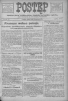 Postęp: narodowe pismo katolicko-ludowe niezależne pod każdym względem 1917.06.05 R.28 Nr125