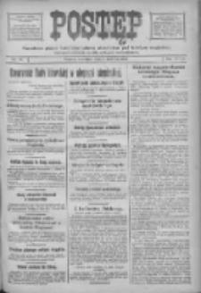 Postęp: narodowe pismo katolicko-ludowe niezależne pod każdym względem 1917.06.07 R.28 Nr127